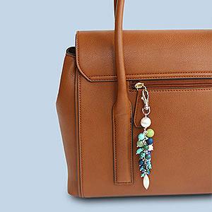 create bag charms