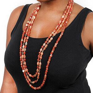 create boutique necklace
