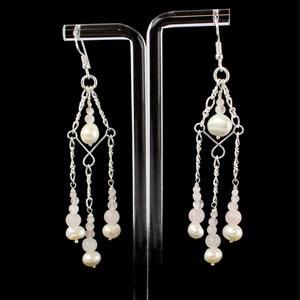 create chandelier earrings