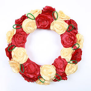 make christmas centrepiece