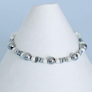 create diamond bracelet