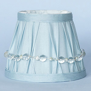 create gemstone lampshade