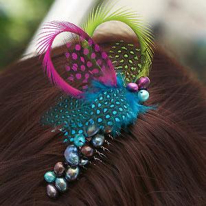 create haircomb