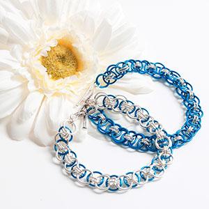 create helm weave bracelet