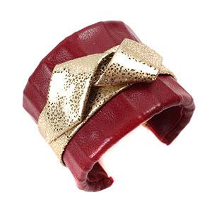 create leather cuff