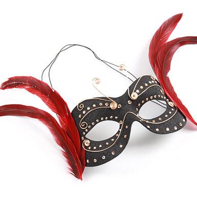 make masquerade ball mask