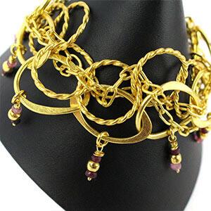 create a midas touch bracelet