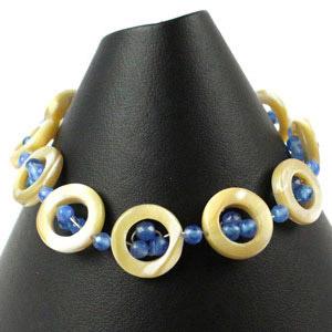 create an ocean treasures bracelet