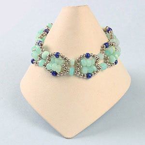 create opal bracelet