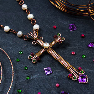 create renaissance cross