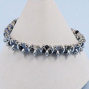 create sapphire bracelet