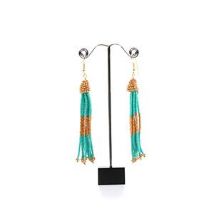 make tassel earrings