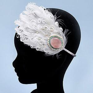 create vintage headband