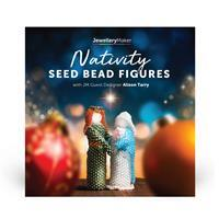 Nativity Seed Bead Figures with Alison Tarry DVD