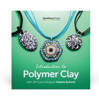 Introduction to Polymer Clay with Debbie Bulford  DVD (PAL)
