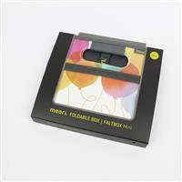 Foldable Meori Box Mini Off White/Balloon 16.514x12.5cm