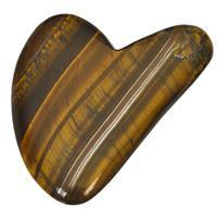 435cts Tigers Eye Gem Roller & Gua Sha Kit (with Box)