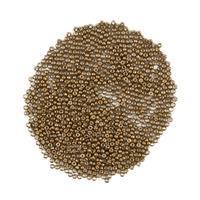 Miyuki Metallic Light Bronze Seed Beads 11/0 (20GM/TB)