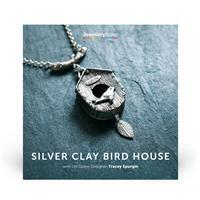 Silver Clay Bird House with Tracey Spurgin DVD (PAL)