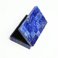 "Lapis Jewellery Box 4x6"""