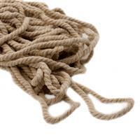 Ivory Macrame Rope, 5mm (30m)