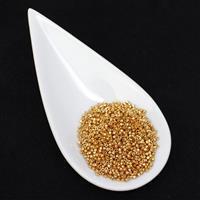 Delica Bead Duracoat Galvanized Yellow Gold (7.2GM/TB)