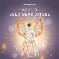 Wire & Seed Bead Angel DVD Alison (PAL)