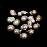 It's a Steal!! 15pc Mixed Colour, Mixed Quality Metallic Nucleated Pearls