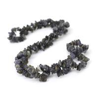 230cts Iolite Small Nuggets Approx 3x4 - 10x5mm, 80cm