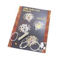 Little Butterscotch Amber Owls Kit & Booklet by Rachel Norris