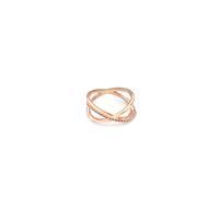 Willow & Tig Collection: RoseGold Plated 925 Sterling Silver Infinite Love Ring