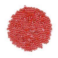 Miyuki Duracoat Silver Lined Orange Seed Beads 8/0 (22GM/TB)