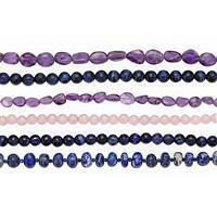 650cts Multi Gemstone Mix Shape & Sizes, 15inch Strand (Pack of 6)