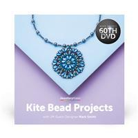 Limited Edition Signed Kite Bead Projects with Mark Smith. 60th DVD