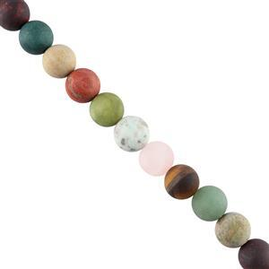 Multi Gemstones Strands
