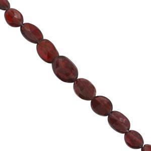 Red Garnet Gemstone Strands