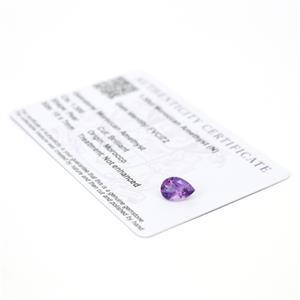 Moroccan Amethyst Gemstone Pieces  1.77cts