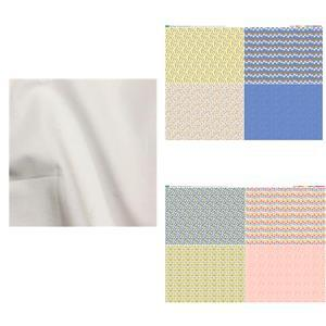 Hello Poppet Four Patch Bed Runner Bundle: FQ (8pcs) & Fabric (1m)