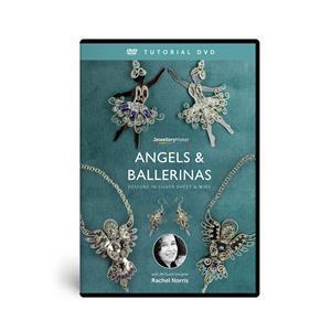 Angels & Ballerinas DVD (PAL)