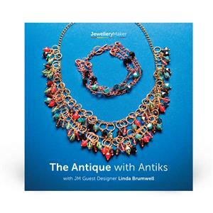 Introduction to Antik Beads with Linda Brumwell DVD (PAL)