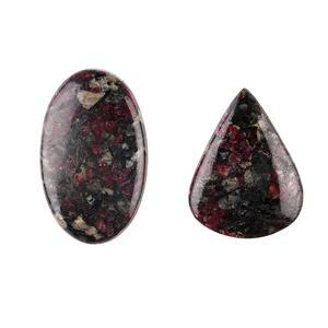 Eudialyte Cabochons