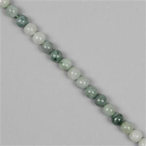 Multi-Colour Jadeite Gemstone Strands