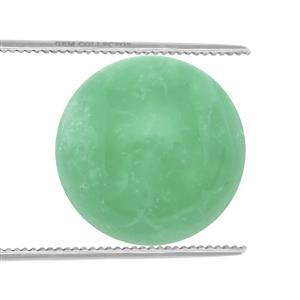 Green Opal Loose Gemstone  3.12cts