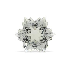 1.8cts  Prasiolite 8x8mm Snowflake  (I)