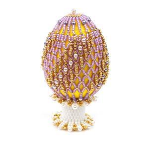Spring Sunrise Beaded Easter Egg Kit