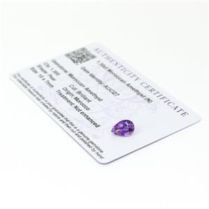 Moroccan Amethyst Gemstone Pieces  1.74cts
