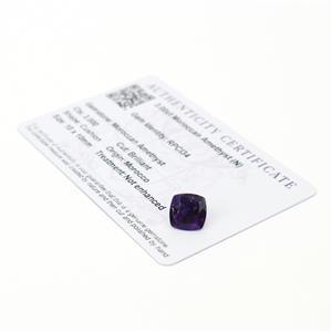 Moroccan Amethyst Gemstone Pieces  3.77cts