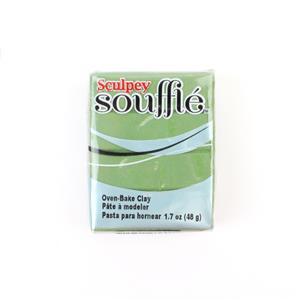 Sculpey Souffle Polymer Clay, Pesto (48g)