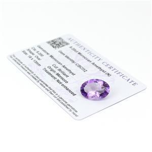 Moroccan Amethyst Gemstone Pieces  10.2cts