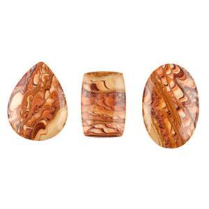 Sandstone Cabochons